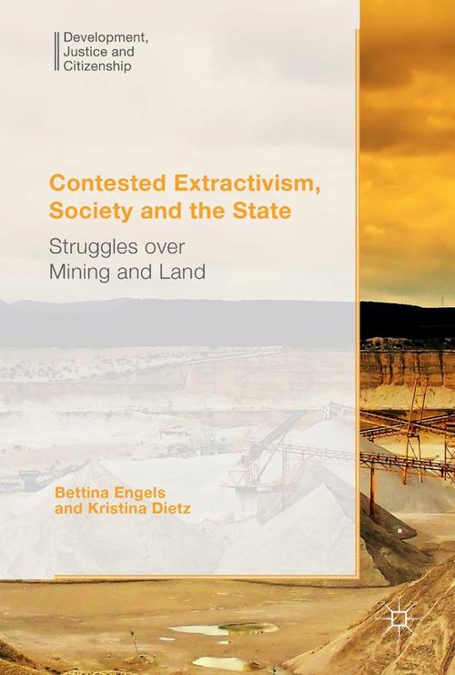 Cover Contested Extractivism
